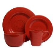 Tag Sonoma 16 Piece Dinnerware Set - Red (TAG80681)