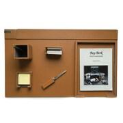Bey-Berk 6 Piece Desk Set (D2011)