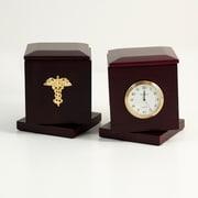 Bey-Berk Medical Pen Box with Frames & Clock (R49M)