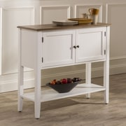 Hillsdale Bayberry Kitchen Island