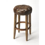 Butler Gallatin 30'' Bar Stool with Cushion