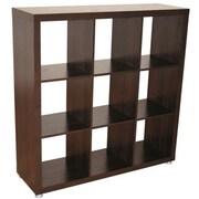 Phoenix Group AG Caro 45'' Cube Unit Bookcase; White
