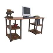 Urban 9-5 Double Shelf Writing Desk