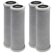 vitapur Carbon Block and Sediment Replacement Filter Reverse-Osmosis System (Set of 4)