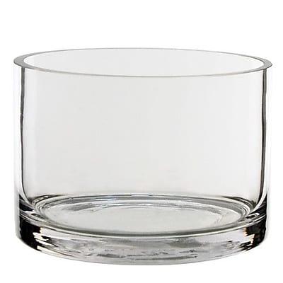 CYSExcel Glass Cylinder Vase (Set of 12) WYF078278908834