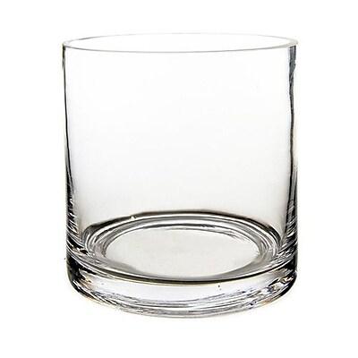 CYSExcel Cylinder Vase (Set of 12); 5'' H x 5'' W x 5'' D WYF078278908892