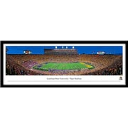Campus Images NCAA LSU Tigers Framed Photographic Print