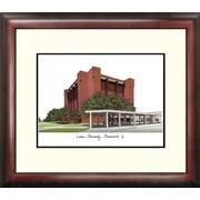 Campus Images NCAA Lamar University Alumnus Framed Photographic Print