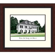 Campus Images NCAA McNeese State University Legacy Framed Photographic Print