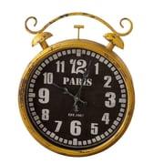 CBK Borough 13'' Paris Wall Clock