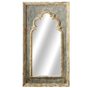 CBK Le Reve Distressed Arch Wall Mirror