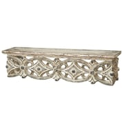 CBK Victory Carved Wall Shelf
