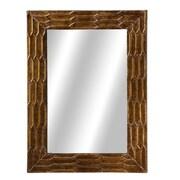 CBK Weekend Retreat Texture Wall Mirror