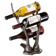 CBK Weekend Retreat 3 Bottle Tabletop Wine Rack