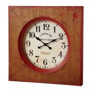 CBK Heartland Farmhouse Wall Clock