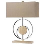 Radionic Hi Tech Shiprock 21'' H Table Lamp; LED