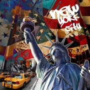 TAF DECOR Symbol of Freedom NYC Edition 1 Graphic Art on Canvas
