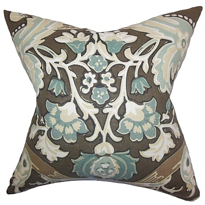 The Pillow Collection Kiriah Floral Bedding Sham; Queen WYF078278924912