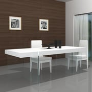 J&M Furniture Cloud Modern Dining Table