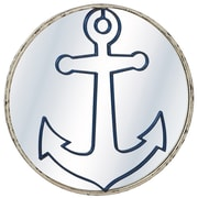 CBK La Marina Anchor Wall Mirror