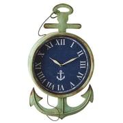 CBK La Marina Anchor Wall Clock