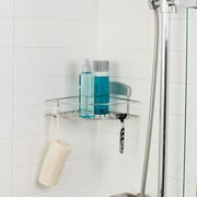 Better Living Products Storit Stainless Steel Wall Mounted Basket