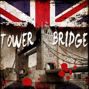 TAF DECOR London Tower Bridge Graphic Art on Canvas