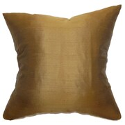 The Pillow Collection Wantliana Solid Bedding Sham; Euro