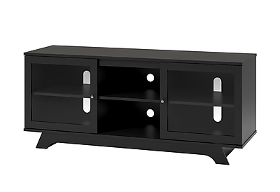 Altra Englewood 55'' TV Stand; Black WYF078278929882