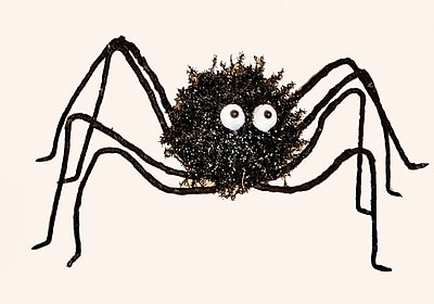 Worth Imports Spider w/ Googly Eyes WYF078278935132