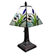 AmoraLighting Mission 14.5'' Table Lamp