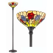 AmoraLighting Tulips 70.5'' Torchiere Floor Lamp