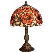 AmoraLighting Sunflower 16.5'' Table Lamp