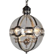 Y Decor 3 Light Candle Chandelier