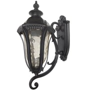 Y Decor Lane 1 Light Outdoor Wall Lantern