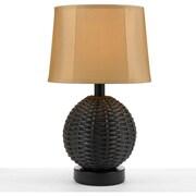 AF Lighting Portico 23.5'' Table Lamp; Gold