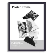 AdecoTrading Decorative 1.25'' Wide Wall Hanging Picture Frame; 24'' x 36''