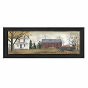 Trendy Decor 4U Pumpkins For Sale by Billy Jacobs Framed Painting Print
