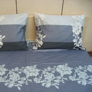 DaDa Bedding Royal 200 Thread Count Cotton Sheet Set; King