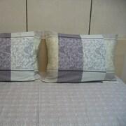 DaDa Bedding Paisley 200 Thread Count Cotton Sheet Set; King