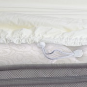 Denver Mattress Polyester Sheet Set; Full / Queen