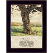 Trendy Decor 4U Forever by Bonnie Mohr Framed Painting Print