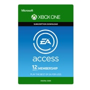 Electronic Arts EA Access, 12 Month Subscription, Xbox One [Download]