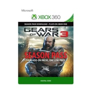 Microsoft Studios Gears of War 3: Season Pass, Xbox 360 [Download]