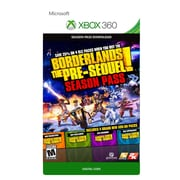 Take-Two Borderlands: The Pre-Sequel - Season Pass, Xbox 360 [Download]