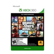 Take-Two Grand Theft Auto V, Xbox 360 [Download]