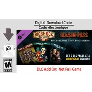 2K BioShock Infinite Season Pass, PC [Download]
