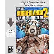 2K Borderlands 2 Game of the Year Edition, PC [Download]