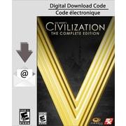 2K Sid Meier's Civilization V: The Complete Edition, PC [Download]