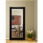 Rayne Mirrors Jovie Jane Slender Body Beveled Wall Mirror; 72'' H x 31.5'' W x 1.5'' D